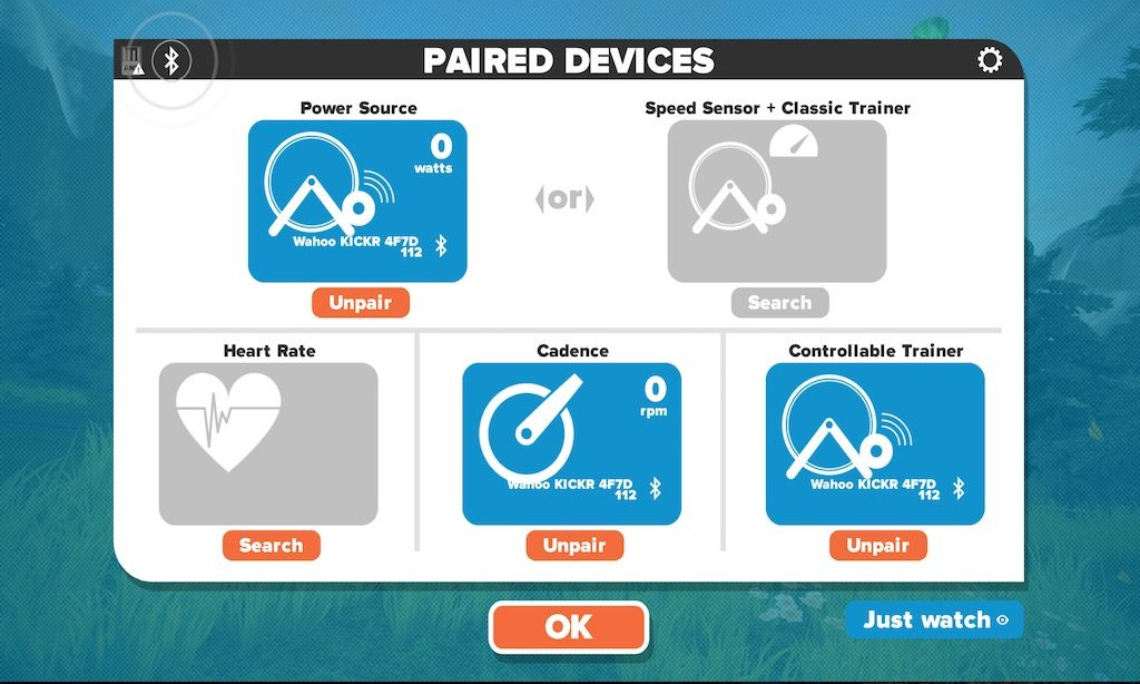 TitaniumGeek Screen Shot 2017 02 07 at 20.59.22 1024x614 Wahoo KICKR Review (Gen 2) | Zwift Gear Test   Kings New Handle Cycling Gear Reviews Smart Trainers Zwift  ZwiftGearTest Zwift Gear Test Zwift Wahoo Turbo Trainer Turbo training Smart trainer KICKR indoor cycling cycling   Image of Screen Shot 2017 02 07 at 20.59.22 1024x614