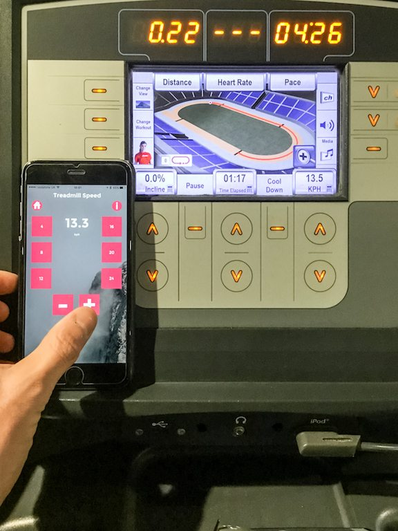 TitaniumGeek untitled 2 of 3 Treadmill Smart Speed App Review   Running Pace Phone app for with Zwift Running Running Zwift  zwift running Zwift treadmill running pace iphone ios footpod foot pod   Image of untitled 2 of 3