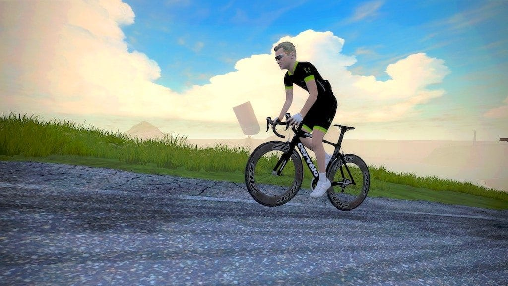 TitaniumGeek 2017 02 19 1050331 clean 1024x576 Elite Rampa Turbo Trainer Review | Zwift Gear Test Cycling Gear Reviews Smart Trainers Zwift  zwift gear review Zwift Turbo Trainer Smart trainer rampa power meter power estimator elite cycling bike trainer   Image of 2017 02 19 1050331 clean 1024x576