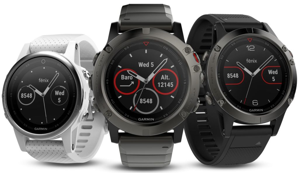 TitaniumGeek Fenix_5_Series_2-e1491603130319-1024x591 Garmin Fenix 5 Review - A New Smart Watch King, But For One Mistake watch training swimming Stryd smart watch running review Optical Heart Rate HRM heart rate GPS garmin cycling bluetooth bike light activity tracker