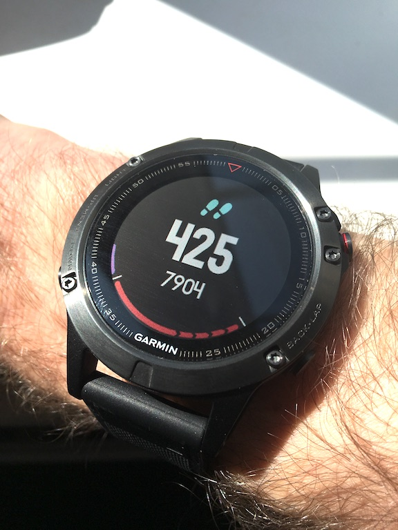 TitaniumGeek IMG_1386-2 Garmin Fenix 5 Review - A New Smart Watch King, But For One Mistake watch training swimming Stryd smart watch running review Optical Heart Rate HRM heart rate GPS garmin cycling bluetooth bike light activity tracker