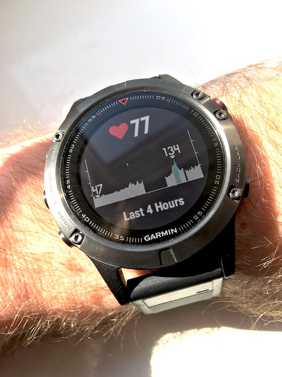 TitaniumGeek IMG_1809-2 Garmin Fenix 5 Review - A New Smart Watch King, But For One Mistake watch training swimming Stryd smart watch running review Optical Heart Rate HRM heart rate GPS garmin cycling bluetooth bike light activity tracker