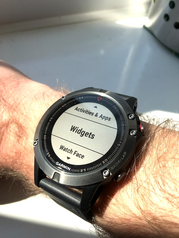 TitaniumGeek IMG_2596 Garmin Fenix 5 Review - A New Smart Watch King, But For One Mistake watch training swimming Stryd smart watch running review Optical Heart Rate HRM heart rate GPS garmin cycling bluetooth bike light activity tracker
