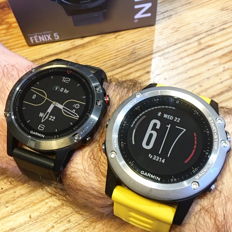 Garmin Fenix 5 Review A New Smart Watch King But For One Mistake