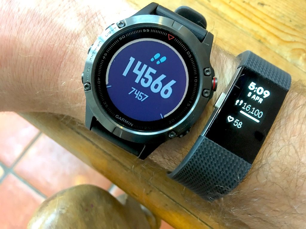 TitaniumGeek IMG_4449-1024x768 Garmin Fenix 5 Review - A New Smart Watch King, But For One Mistake watch training swimming Stryd smart watch running review Optical Heart Rate HRM heart rate GPS garmin cycling bluetooth bike light activity tracker