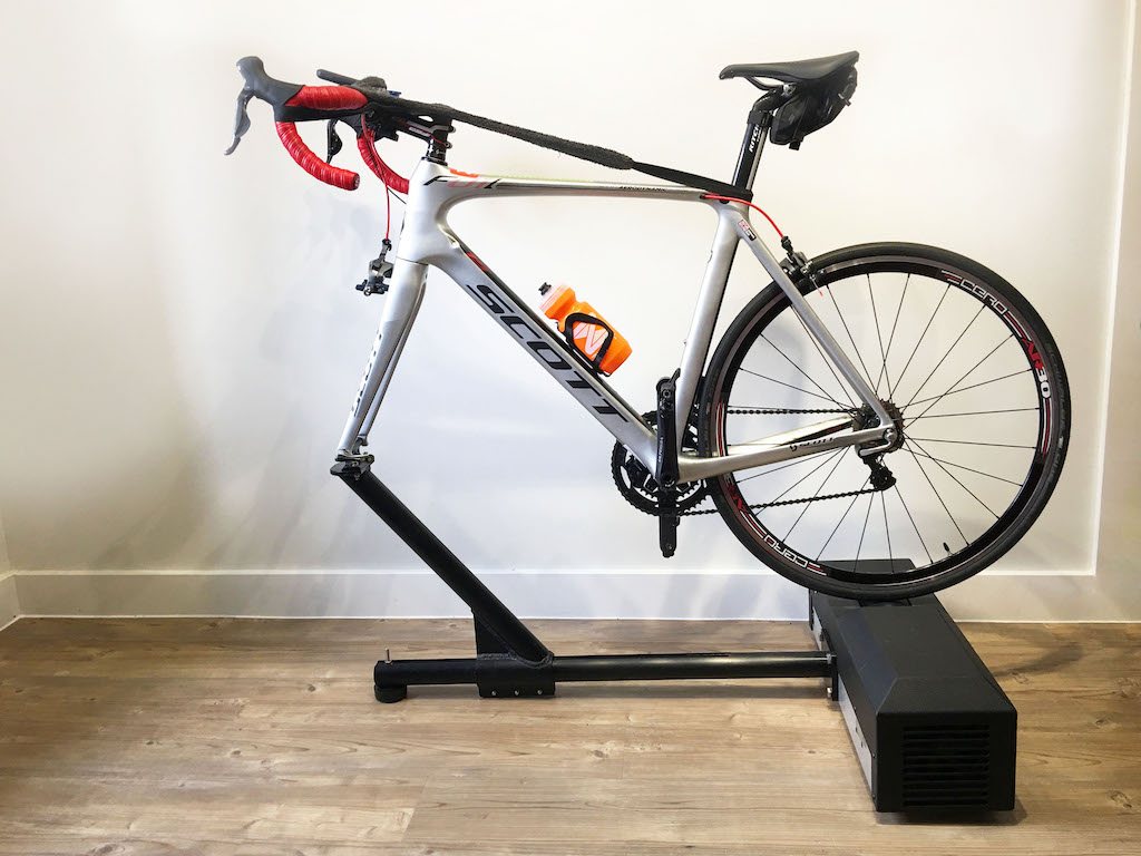 VeloReality Lynx Turbo Trainer | Zwift Gear Test | TitaniumGeek