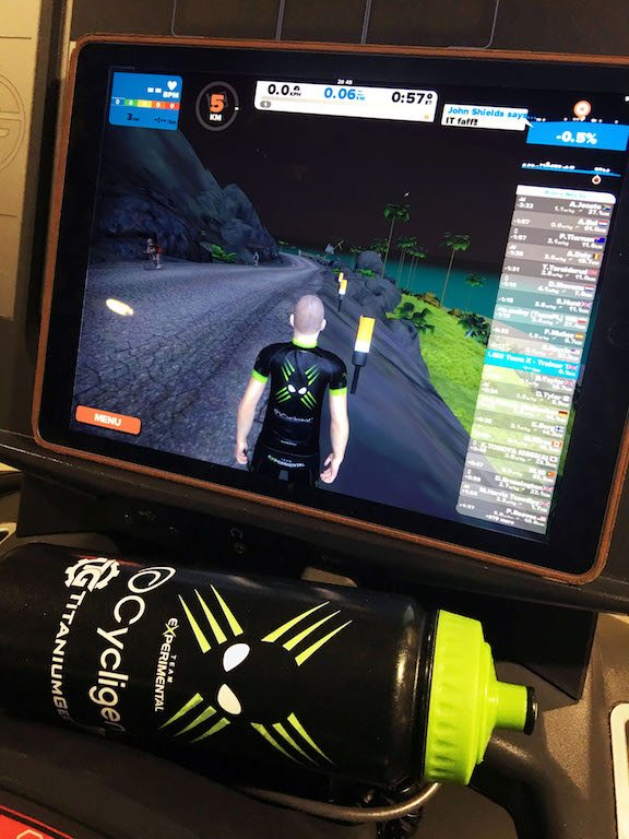 TitaniumGeek IMG 5129 copy Zwift RunPod   Your Treadmill Just Got Upgraded! Gear Reviews Running Zwift  Zwift running cadence   Image of IMG 5129 copy