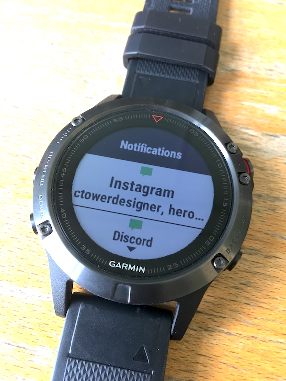 Garmin Fenix 5 Review - A New Smart Watch King, But For One