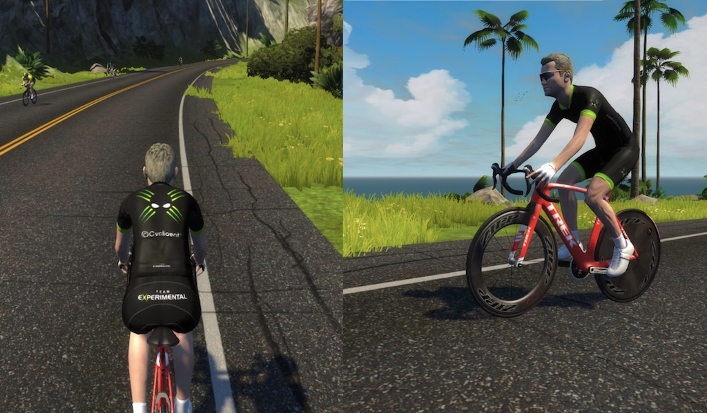 TitaniumGeek thin Zwift User Manual   The Unofficial Guide to Zwift! Cycling Zwift  Zwift phone app Zwift manual Zwift user manual updates manual ios Gear cycling android   Image of thin
