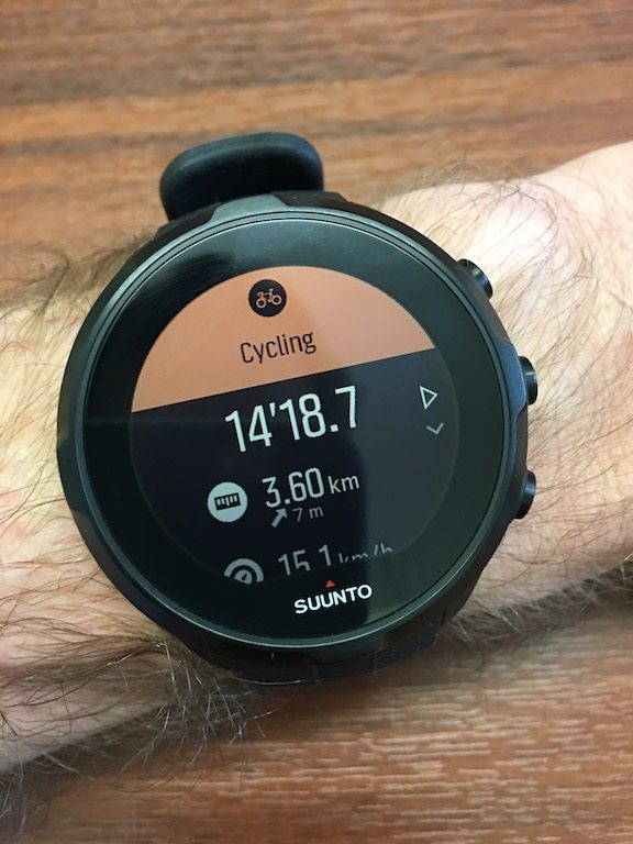 TitaniumGeek IMG 6764 Suunto Spartan Sport Wrist HR   Is optical heart rate enough? Cycling Gear Reviews Heart Rate Monitors Running  watch Triathlon Suunto Styrd running optical HRM Optical HR Optical Heart Rate multisport HRM GPS glonass cycling   Image of IMG 6764