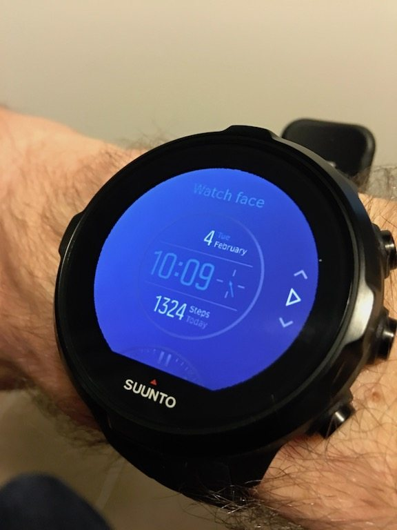 TitaniumGeek IMG 6933 Suunto Spartan Sport Wrist HR   Is optical heart rate enough? Cycling Gear Reviews Heart Rate Monitors Running  watch Triathlon Suunto Styrd running optical HRM Optical HR Optical Heart Rate multisport HRM GPS glonass cycling   Image of IMG 6933