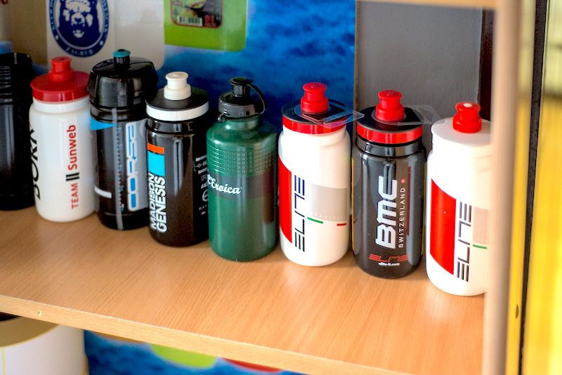 TitaniumGeek Elite Visit 87 of 172 Elite Fly Bottle Review and Factory Tour Cycling Gear Reviews Titanium Adventures  Zwift Turbo Trainer Elite Fly elite cycling bottle Bidon   Image of Elite Visit 87 of 172