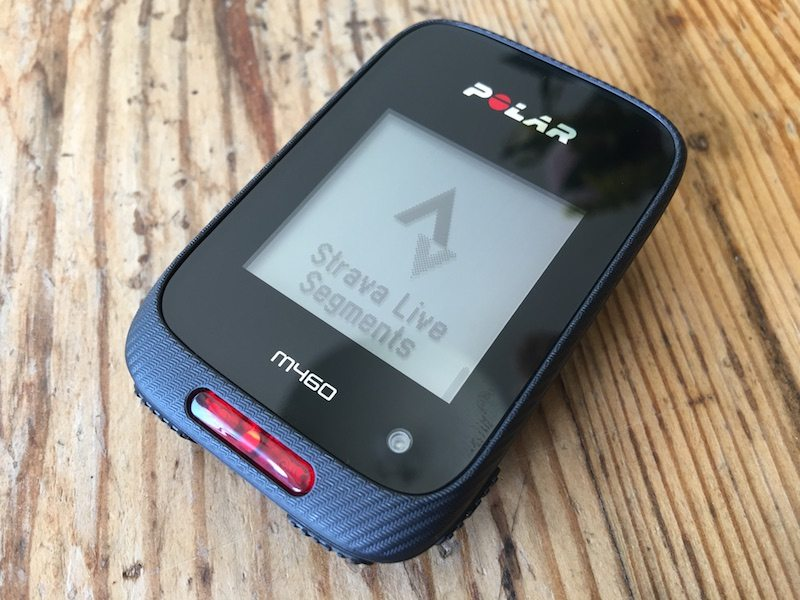TitaniumGeek IMG_0470-2 Polar M460 Cycling GPS Computer  Review - With Strava Live Segments Triathlon strava segments Strava running Polar multisport GPS Cycling computer cycling bluetooth ANT+