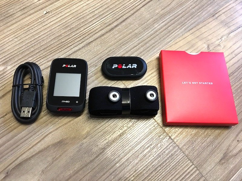 TitaniumGeek IMG_8264 Polar M460 Cycling GPS Computer  Review - With Strava Live Segments Triathlon strava segments Strava running Polar multisport GPS Cycling computer cycling bluetooth ANT+