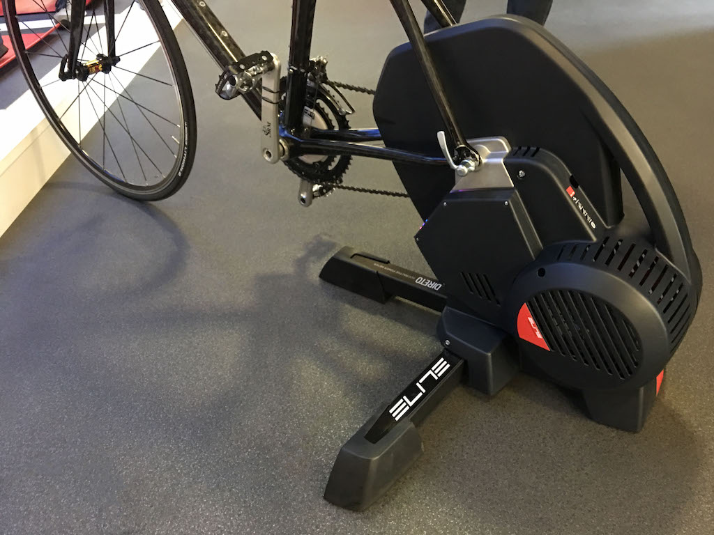 TitaniumGeek IMG 8194 Elite Direto Smart Trainer Review | Zwift Gear Test Cycling Gear Reviews Smart Trainers Zwift  Zwift Gear Test Zwift Turbo Trainer power meter elite direto cycling   Image of IMG 8194