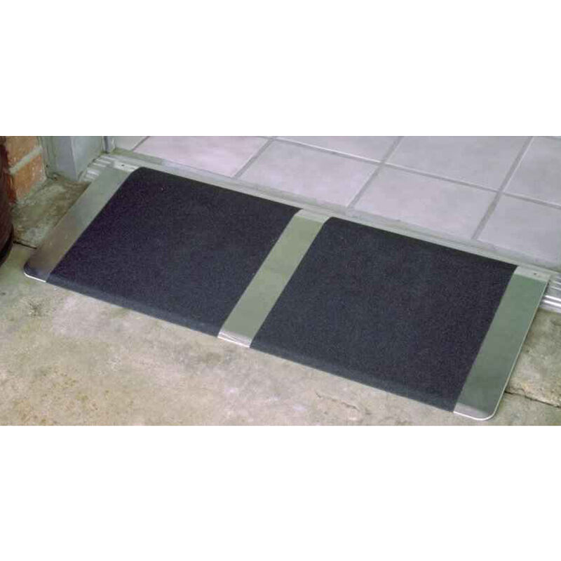 8 x 32 wide aluminum threshold ramp