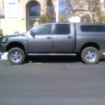 For Sale Camper Shell And Rims Nissan Titan Forum