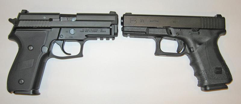 glock 23 vs xd