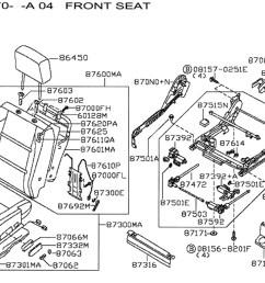 nissan seat diagram wiring diagram centre drivers side seat cushion nissan titan forumtruck seat cushion2 jpg [ 3000 x 1698 Pixel ]