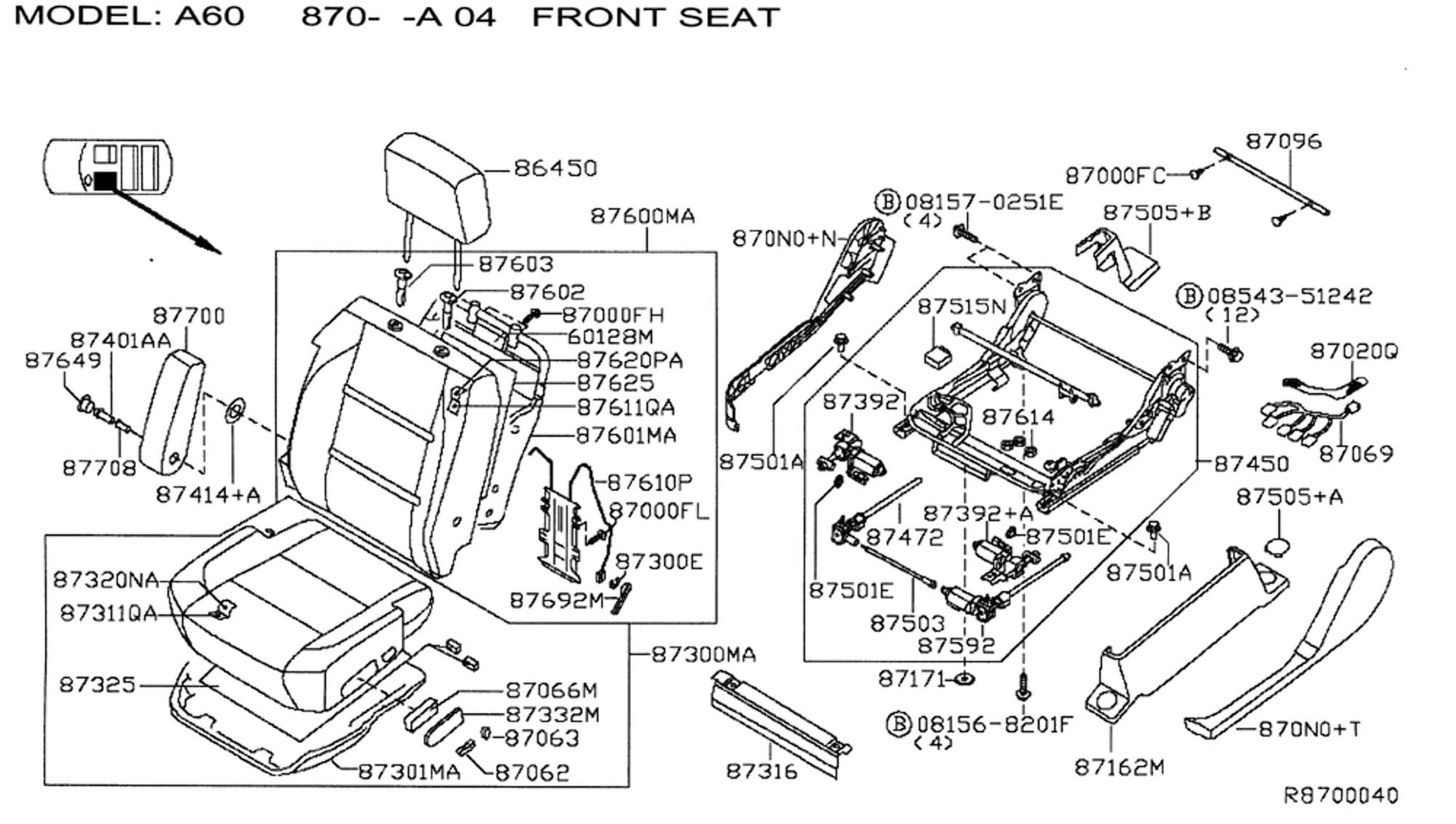 hight resolution of nissan seat diagram wiring diagram centre drivers side seat cushion nissan titan forumtruck seat cushion2 jpg