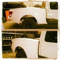 Dual spare tire rack - Nissan Titan Forum