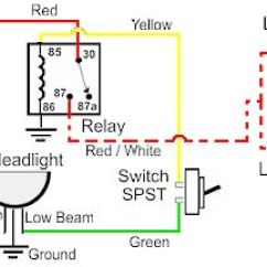 Wiring Diagram For Light Bar Rocker Switch Welder Illuminated - Nissan Titan Forum