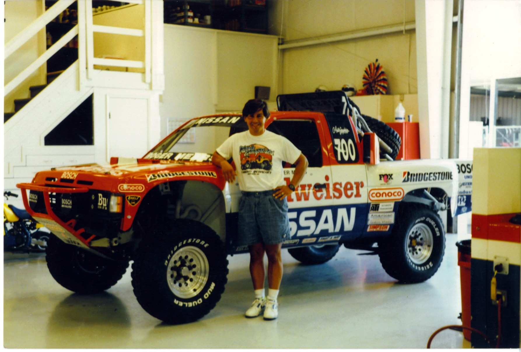 hight resolution of  nissan hardbody pickup engine compatibility roger mears racing edit