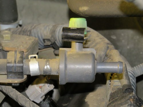 small resolution of  how to replace the starter nissan titan img 1007 jpg