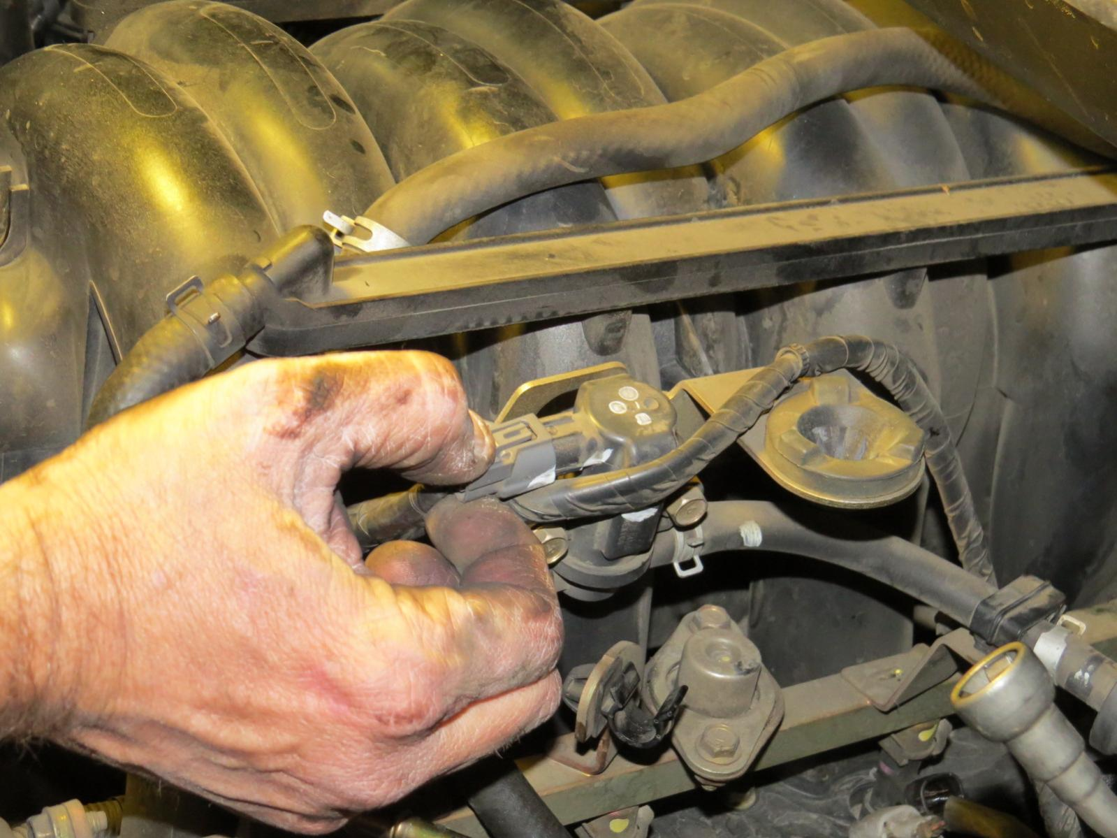 hight resolution of  how to replace the starter nissan titan img 1016 jpg
