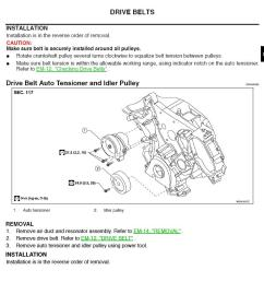nissan armada belt diagram wiring diagram sample 2008 nissan armada serpentine belt diagram [ 925 x 862 Pixel ]