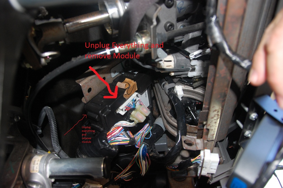 2012 Chevy Trailer Wiring Connector Replacing Vent Control Actuator Nissan Titan Forum