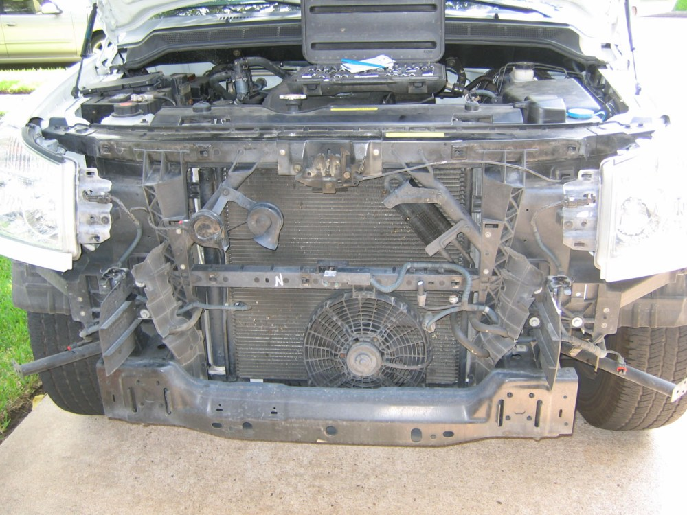 medium resolution of install last jpg how do you remove front bumper bumper grill removed jpg