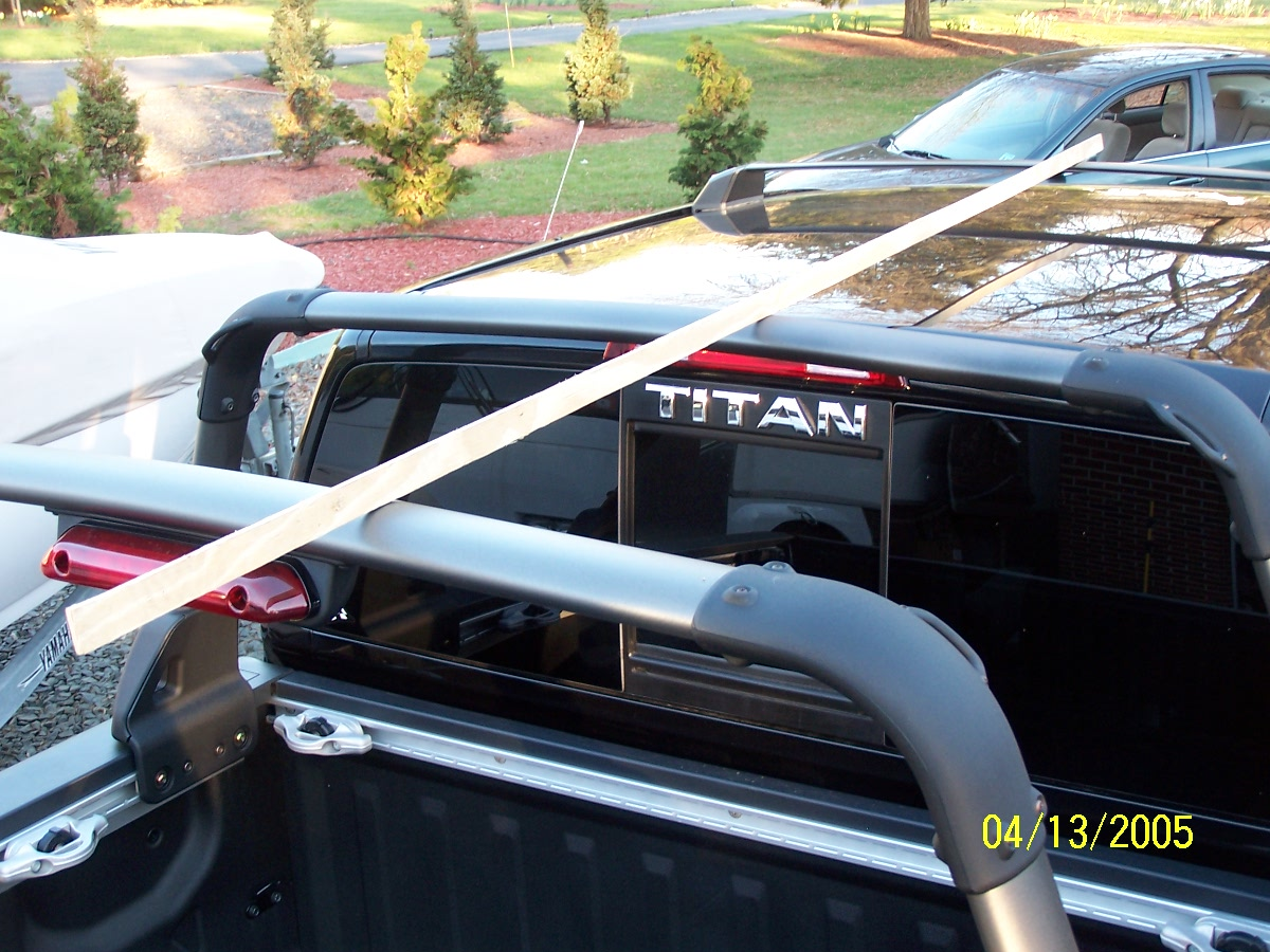 hight resolution of 100 4343 jpg armada roof rack installed
