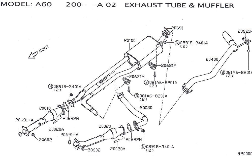 medium resolution of for older titans upgraded oem exhaust diagram scan0001 jpg
