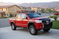 Offroad Roof Rack with/Pics!!! - Nissan Titan Forum