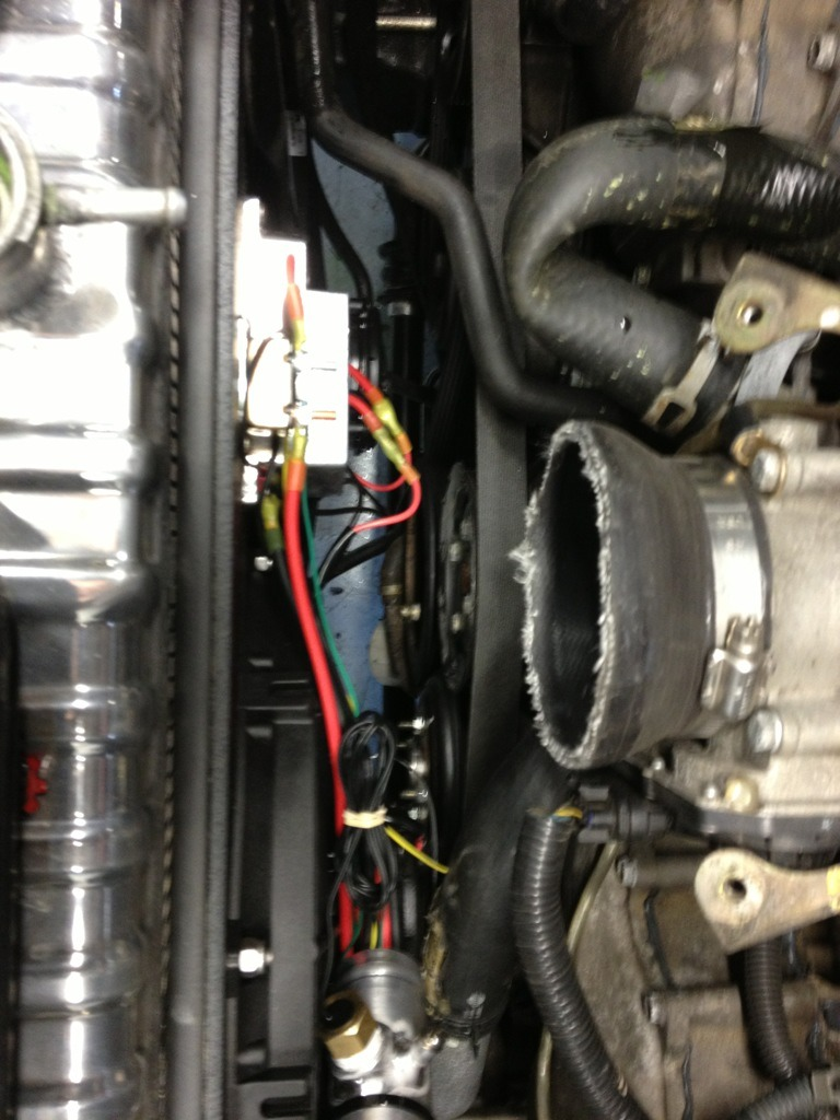 medium resolution of  stuck on high nissan titan fan speed co