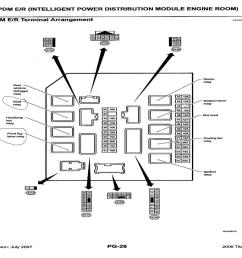 nissan note fuse box diagram wiring library 2006 nissan altima fuse relay diagram here39s a diagram of the ipdm [ 1275 x 1031 Pixel ]