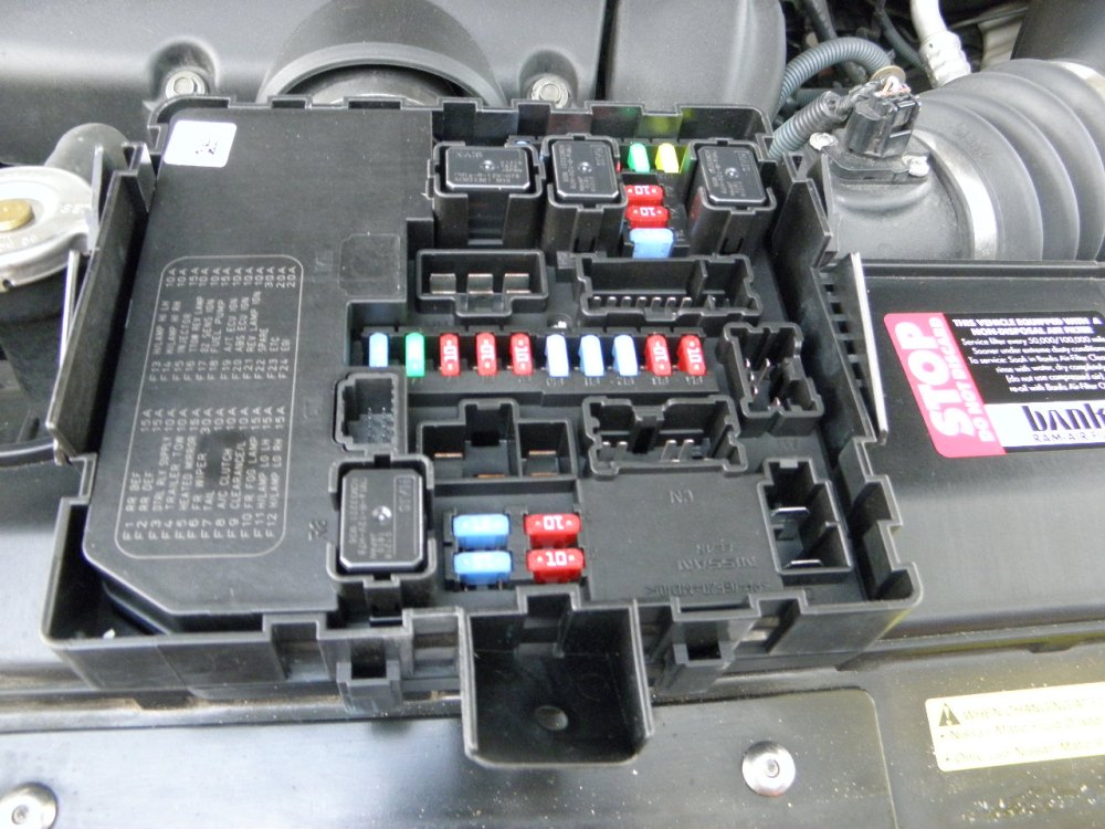 medium resolution of nissan xterra fuse box diagram wiring libraryecm relay 2008 nissan titan wiring source 2002 xterra fuse