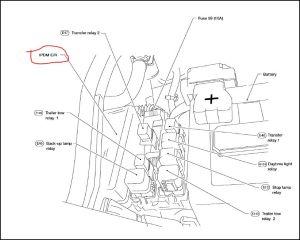 Trailer light wiring diagram  Nissan Titan Forum