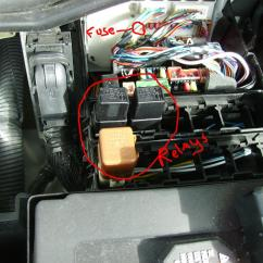 2005 Nissan Pathfinder Trailer Wiring Diagram Pupil Size Lights - Titan Forum