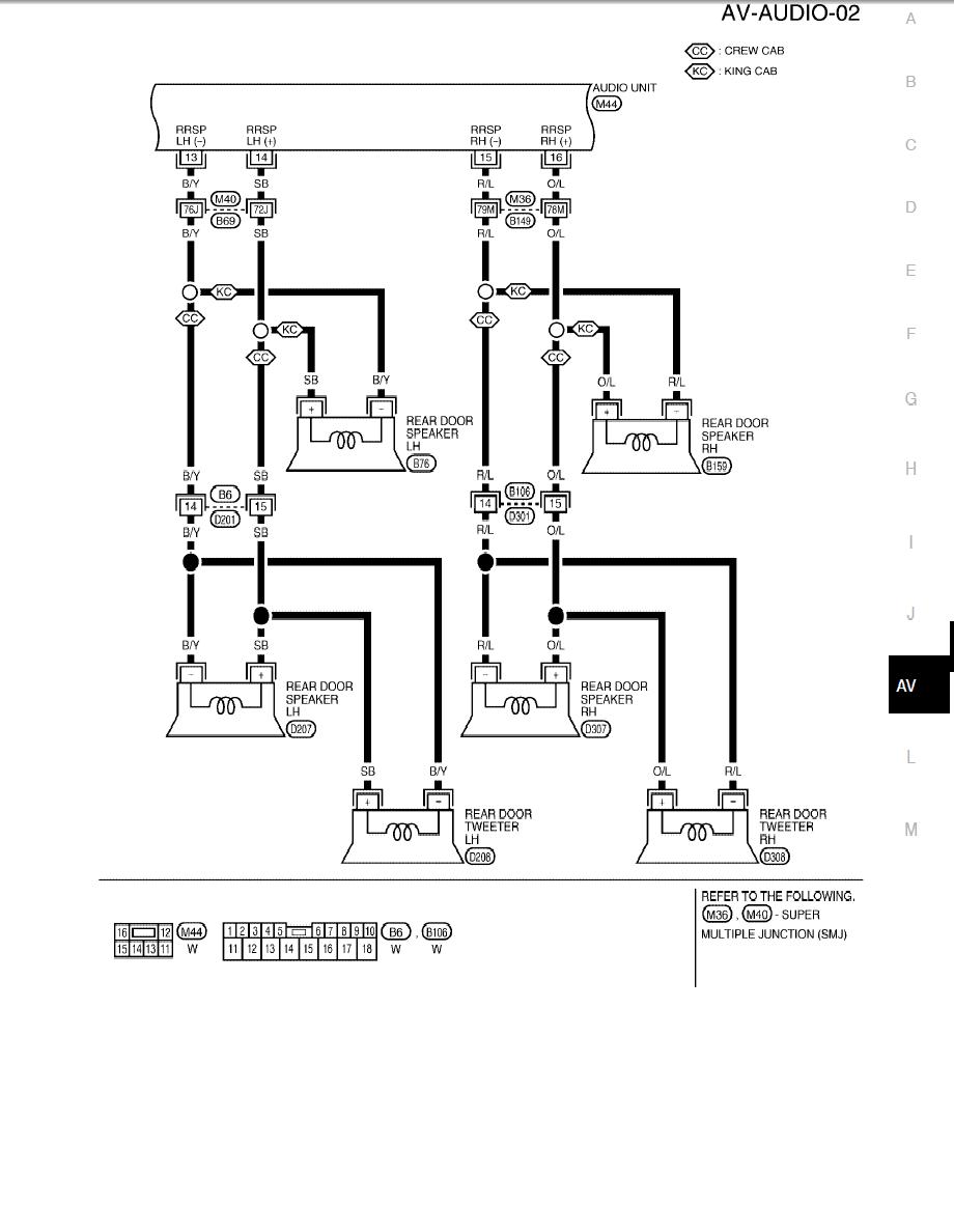 350z stock radio wiring diagram