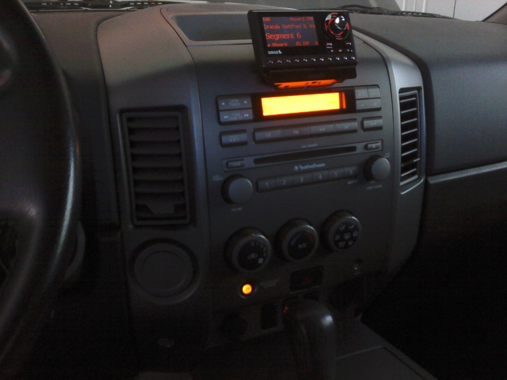 medium resolution of sirius radio install what is the best way to do it