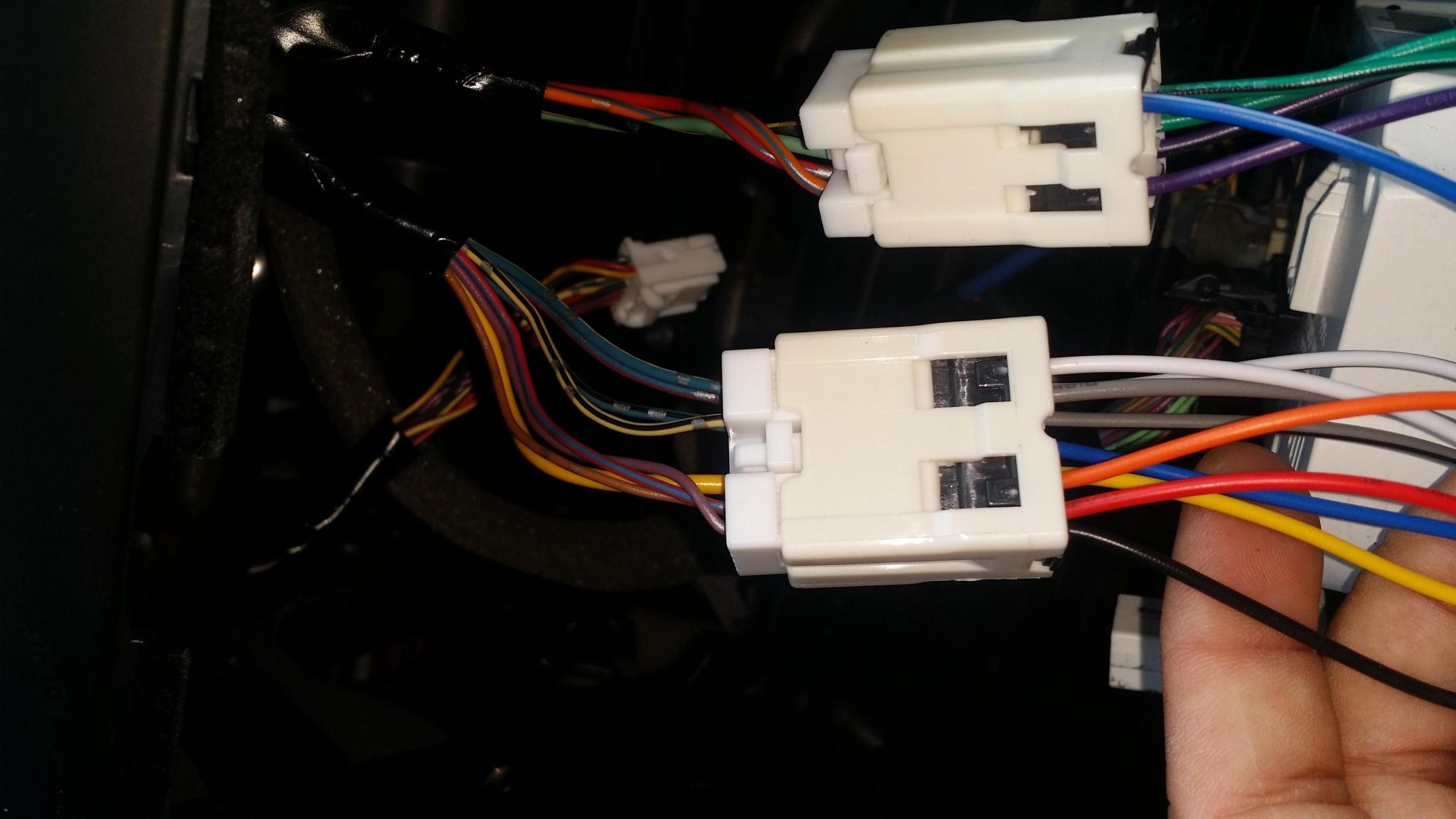 hight resolution of aftermarket radio install nissan titan forumnissan titan stereo wiring 3