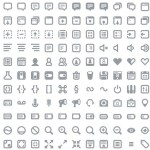 Batch - A 300 Piece Icon Kit For Web & UI Design