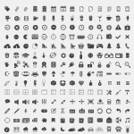 Free 350 Vector Web Icons