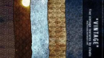 5 Vintage Leather Textures