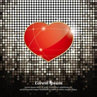 Beautiful Valentine Card 05