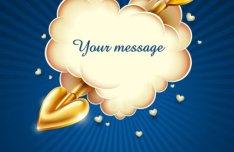 Beautiful Valentine Card 29