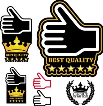 Best Quality Label Vector Material
