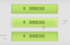 Big Green Download Button